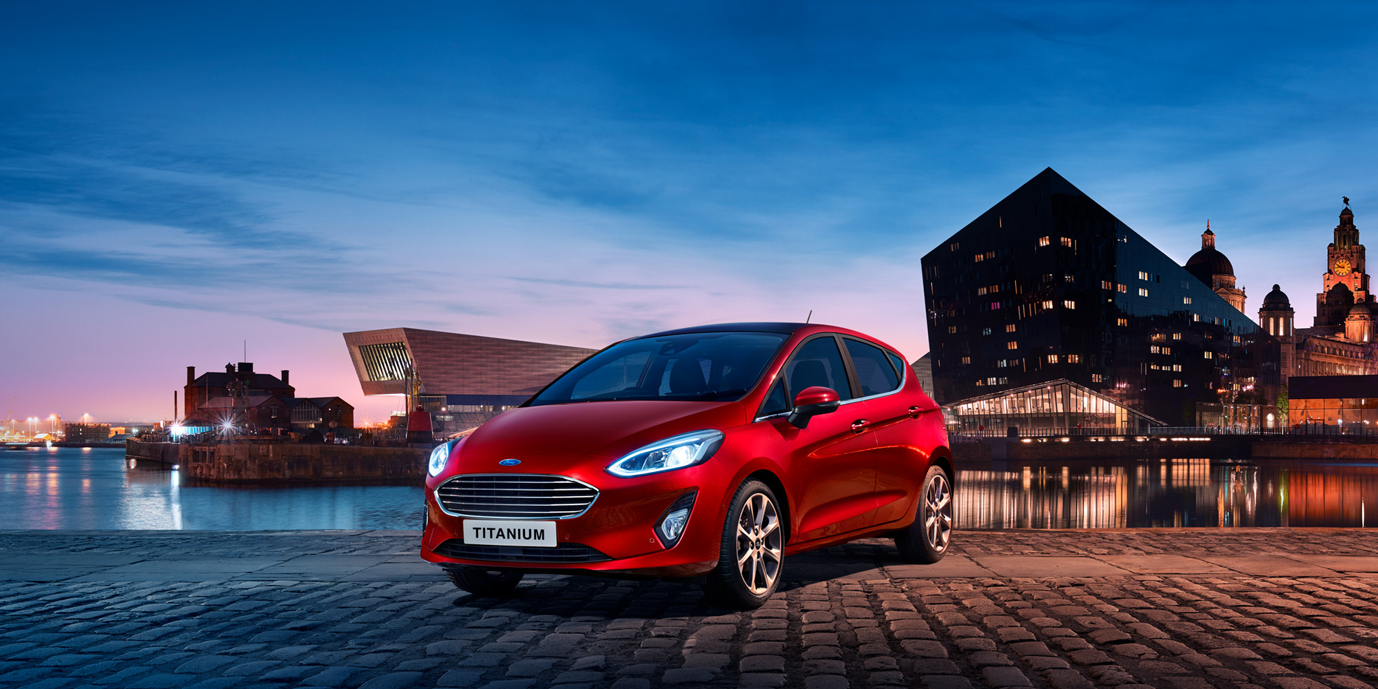 Mark Bramley Ford Fiesta