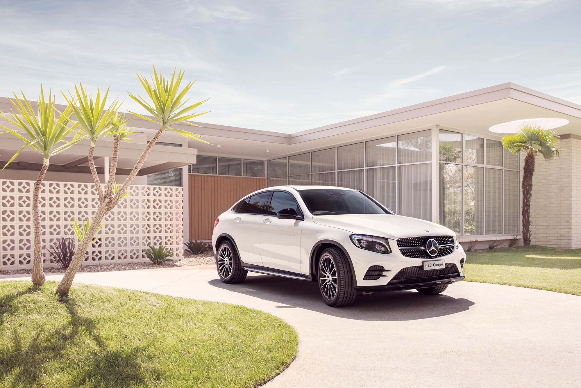Mark Bramley Mercedes GLC