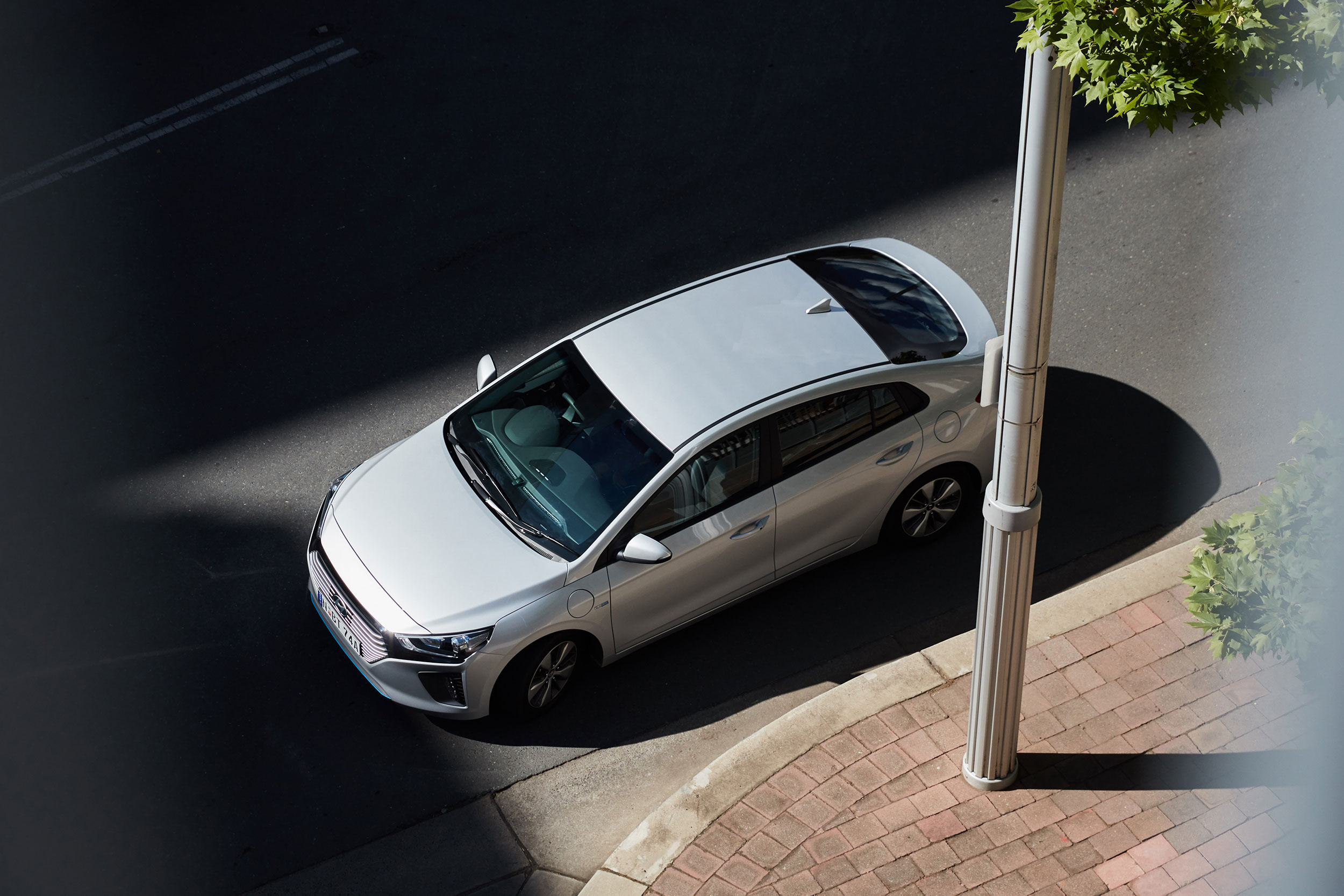 Mark Bramley Hyundai IONIQ