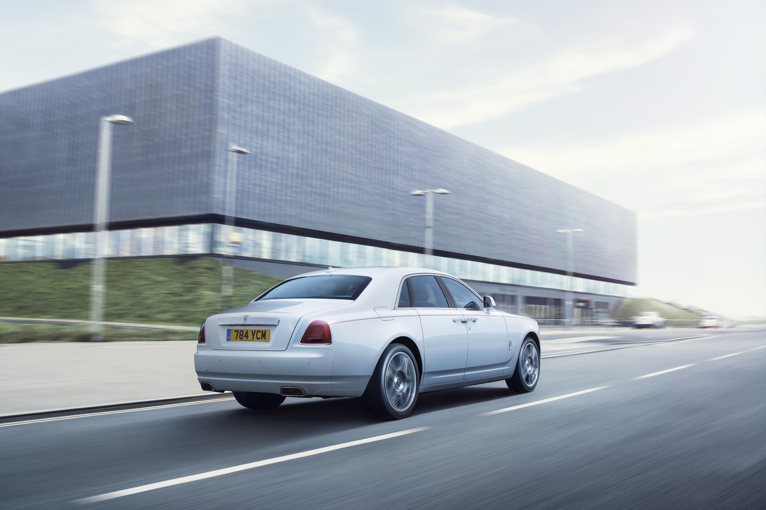 Mark Bramley Rolls-Royce Ghost
