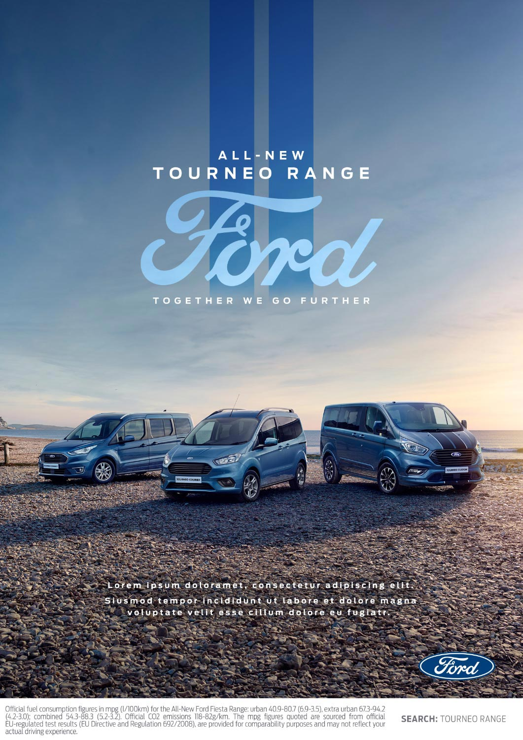 Mark Bramley Ford Torneo Campaign
